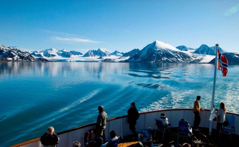 Hotel Longyearbyen Barentsburg Fjord de la Madeleine Isfjorden Nord-ouest du Spitzberg Ny-Ålesund