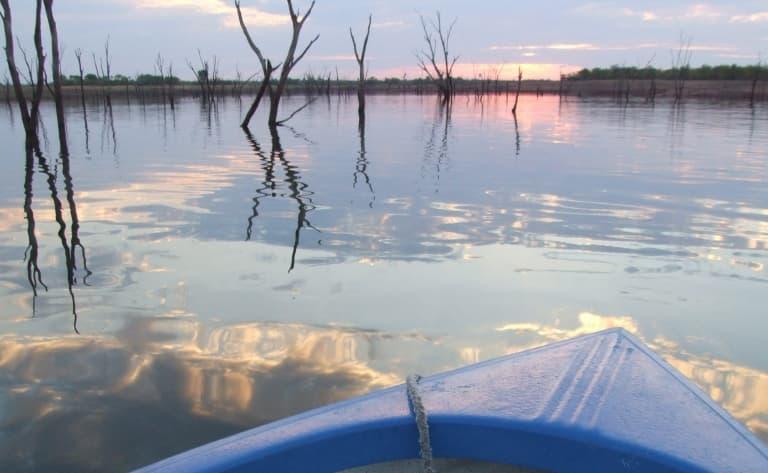 Découverte du Lac Kariba