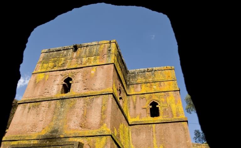 Visite des églises rupestres