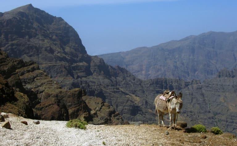 Au rythme d'un Cap Vert rural