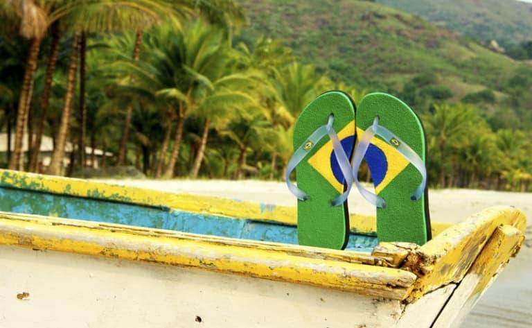 Départ du Brésil