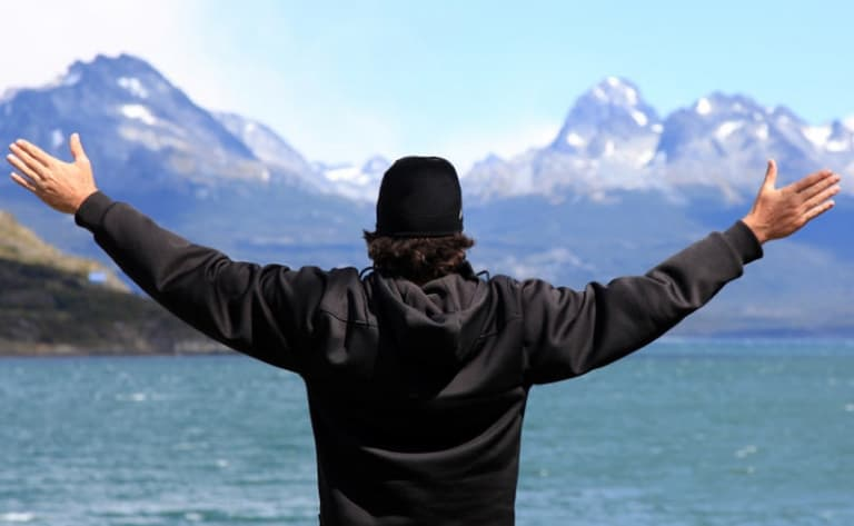 Retour à Ushuaia et départ pour Paris