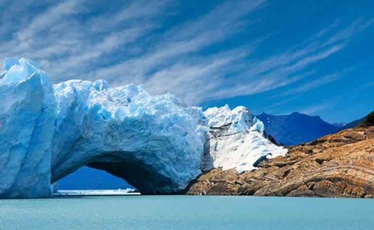 Calafate, sur les rives du Lago Argentino
