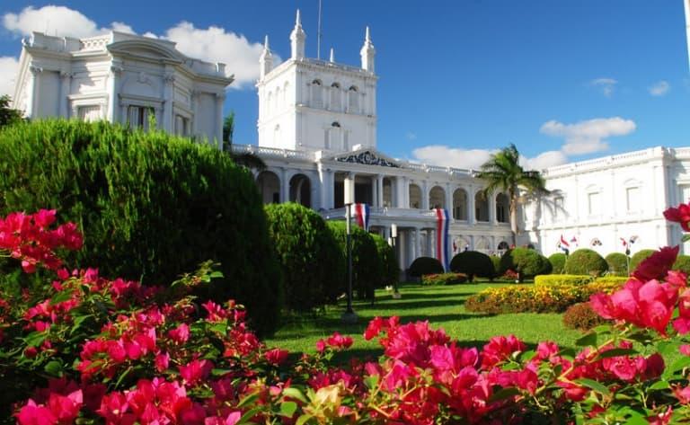 Découverte d'Asunción