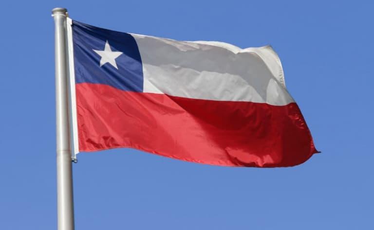 Départ du Chili