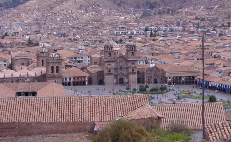 Cusco - Lima - Paris