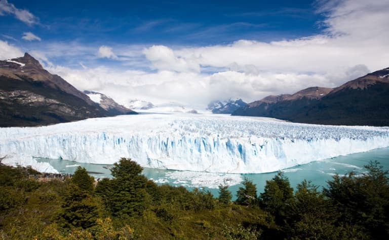 Route vers l'Argentine
