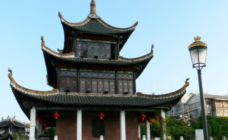 Guiyang, la tête dans les nuages