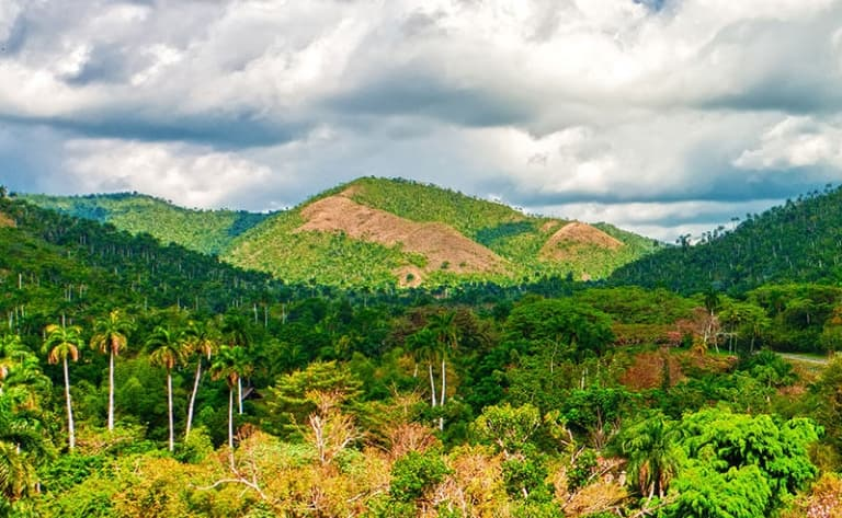Le Parc national des Alturas de Banao