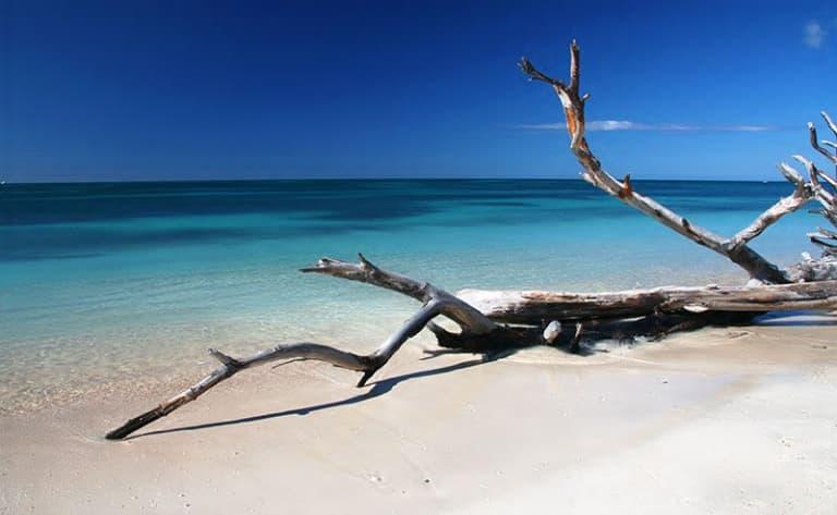 Des plages sublimes et une mer somptueuse !