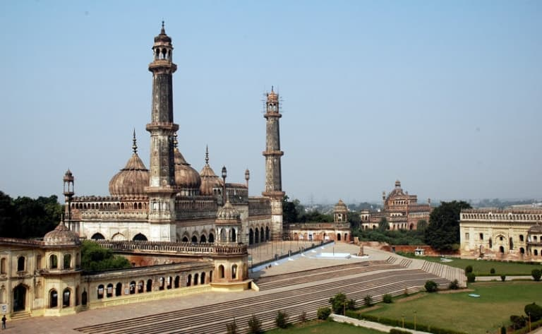 Visite de la Jama Masjid, la plus grande mosquée de l'Inde