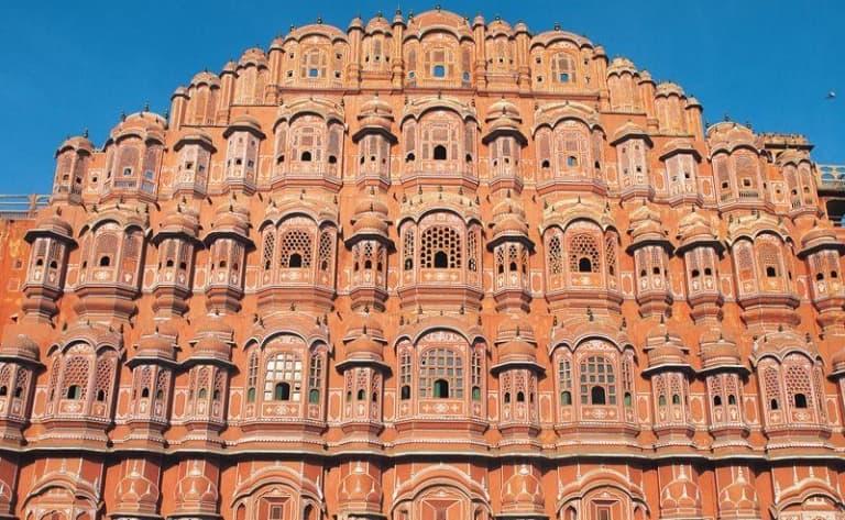Route vers Jaipur - environ 4h30 de trajet