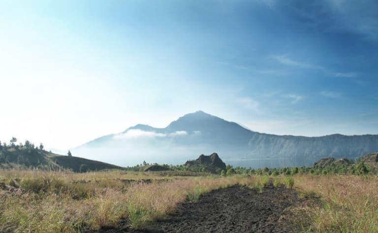 Mont Batur, Sangsit, Temple Besakih