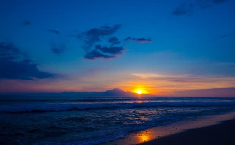 Bateau pour Lombok