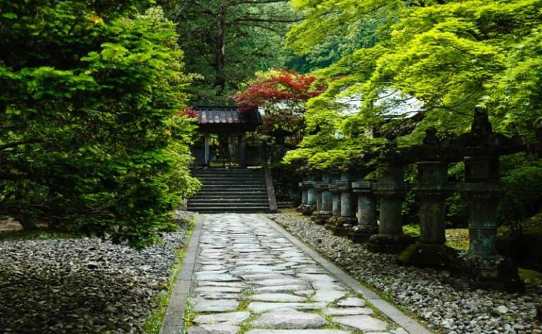 Temples et sanctuaires de Nikko