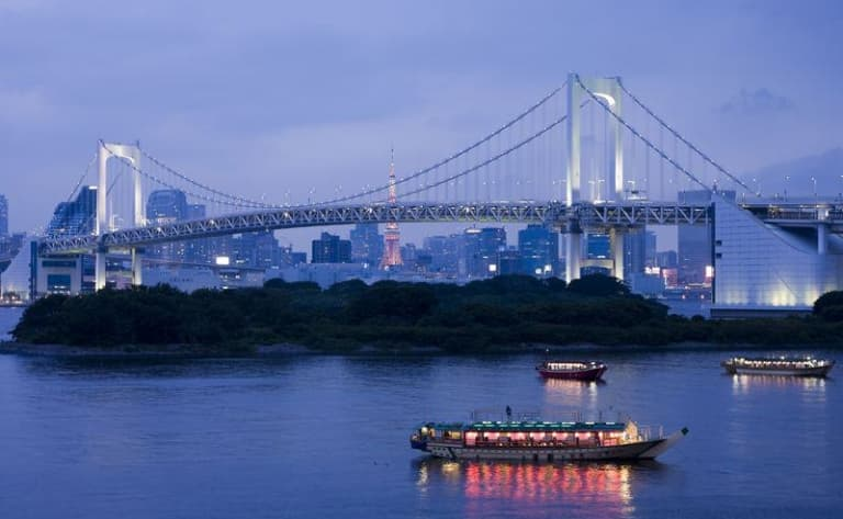 Palpitante Tokyo !