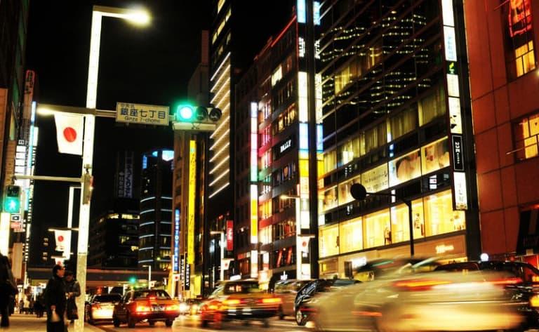 Cap sur Tokyo !
