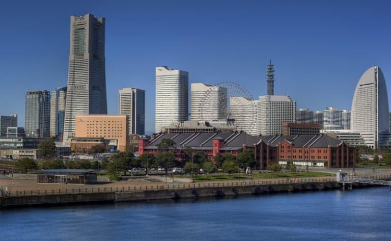 A Yokohama : le jardin Sankei-en