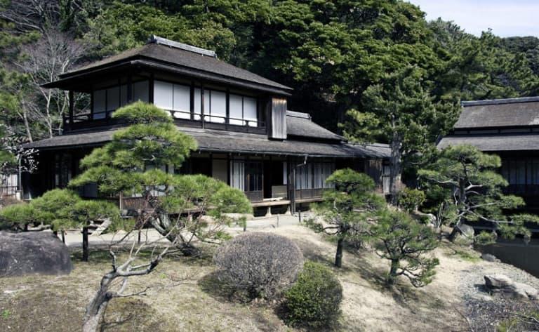 Mito, un des trois plus beaux jardins du pays