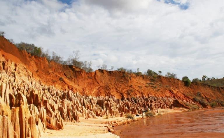 Des Tsingy Rouges au massif de l'Ankarana