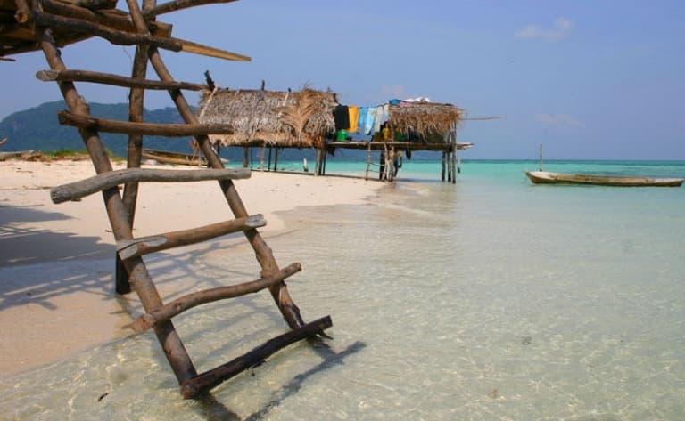 Au revoir, Bornéo !