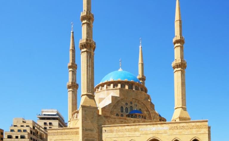 Visite de Beyrouth et des montagnes du Chouf