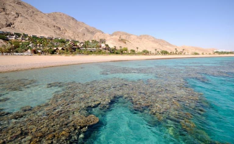 Sur les rives bienfaitrices de la Mer Morte
