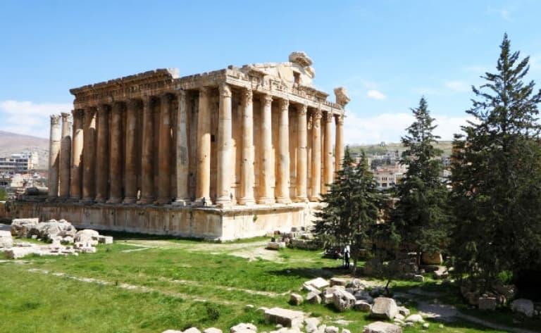 Sites et histoire de la vallée de la Bekaa