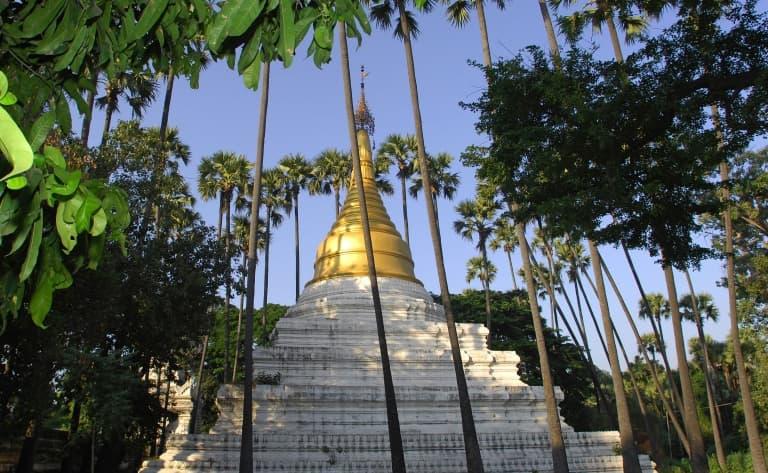 Monuments de Myinkaba