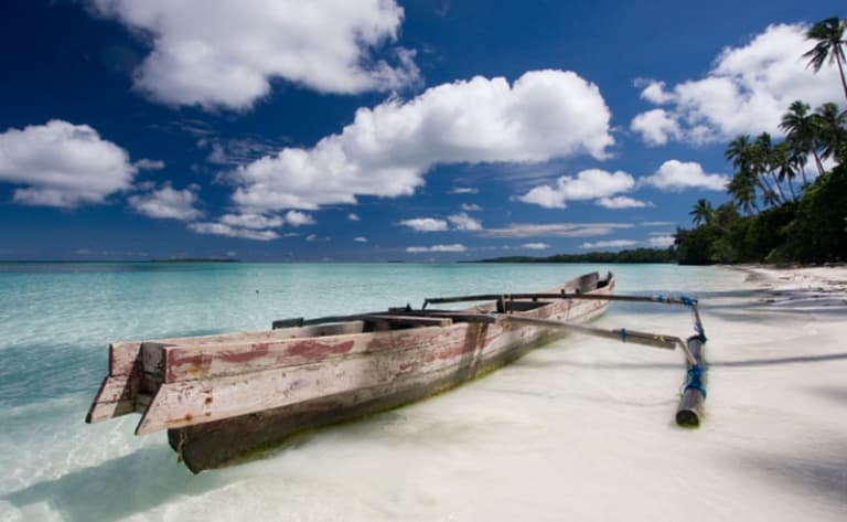 Voyage en speed boat vers Gili Trawangan, une des îles bordant Lombok