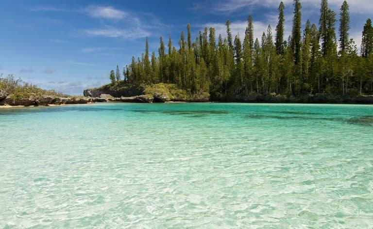 Envol pour l'île «  la plus proche du paradis »