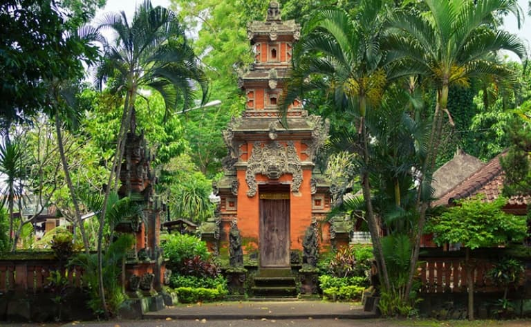 Joyaux culturel de Bali