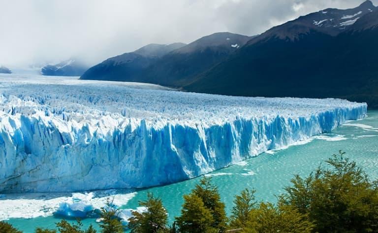 Bienvenue à la porte d'entrée des glaciers