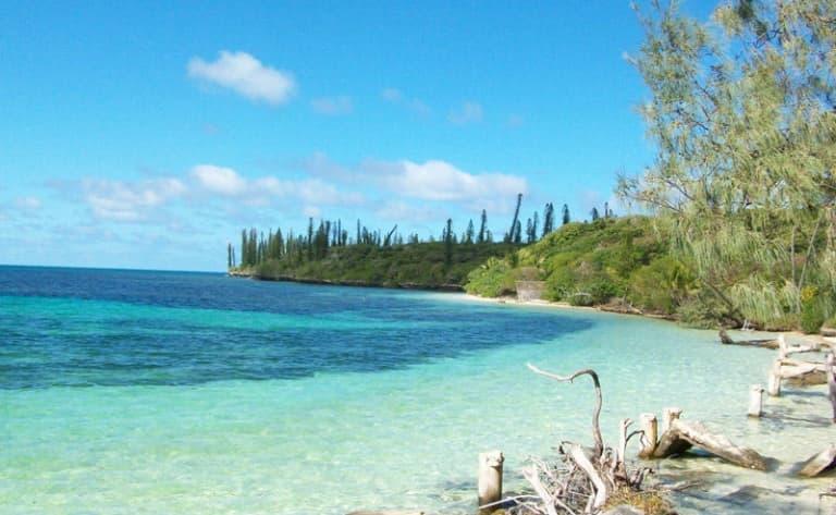 Plages paradisiaques et lagons translucides