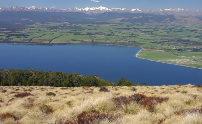 Croisière et paysages vertigineux