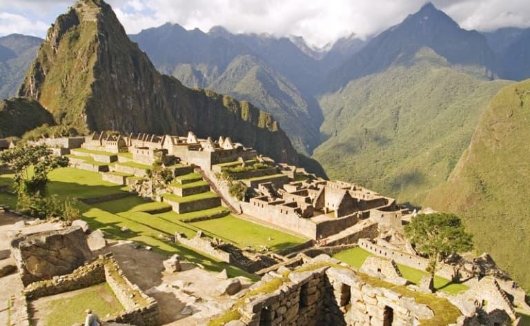 Et le Machu Picchu apparut !