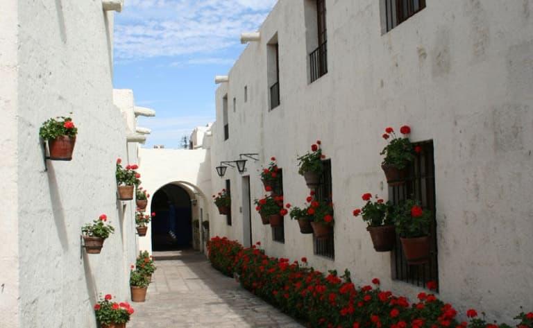 Arequipa, ville blanche