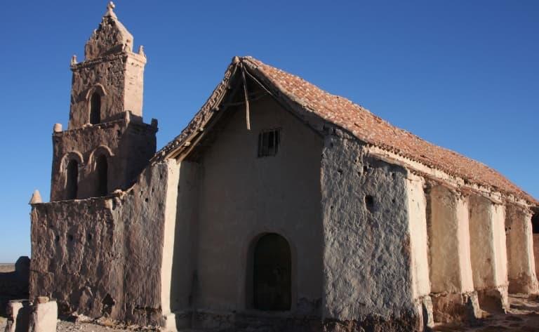 Vers les missions Jésuites