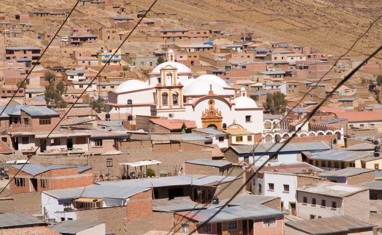 Les mines de Potosi