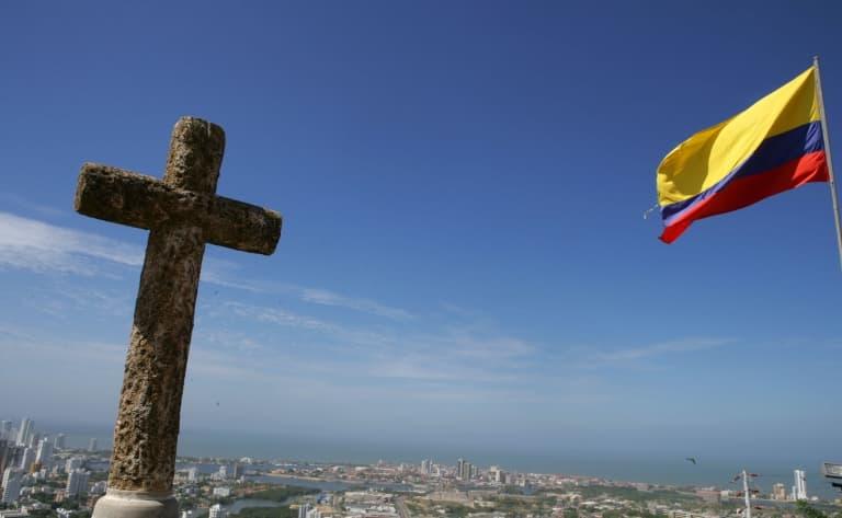 Départ de Colombie