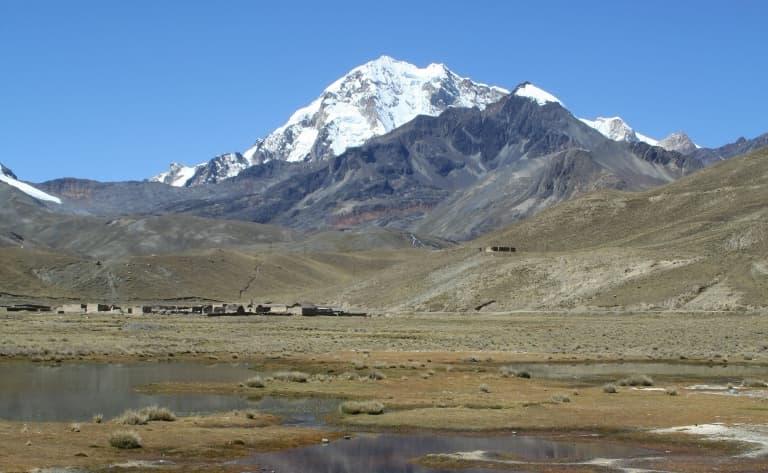 Visite de La Paz