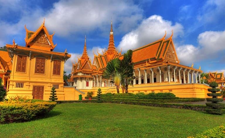 En route pour Phnom Penh
