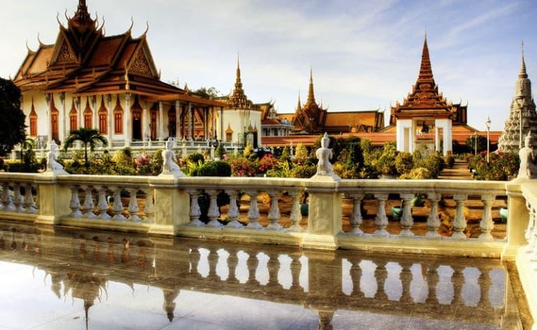 Découverte de Phnom Penh
