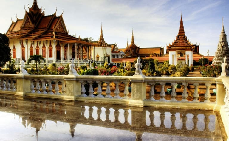 Dernière journée libre à Phnom Penh