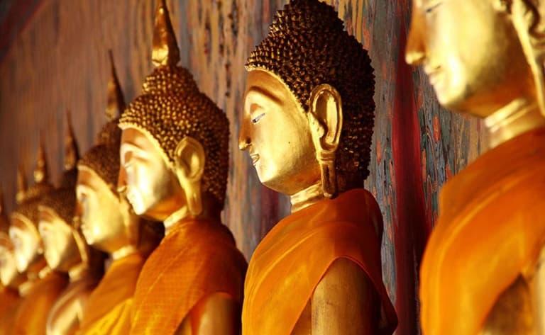 Temples de Bangkok