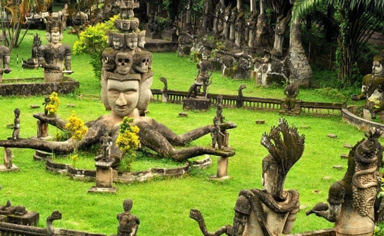 Site historique d'Ayutthaya