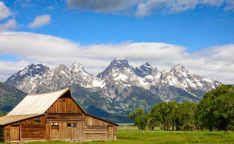 Atelier Photographie à Grand Teton National Park