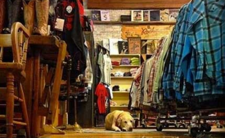 Boutique historique Rockmount Ranch Wear