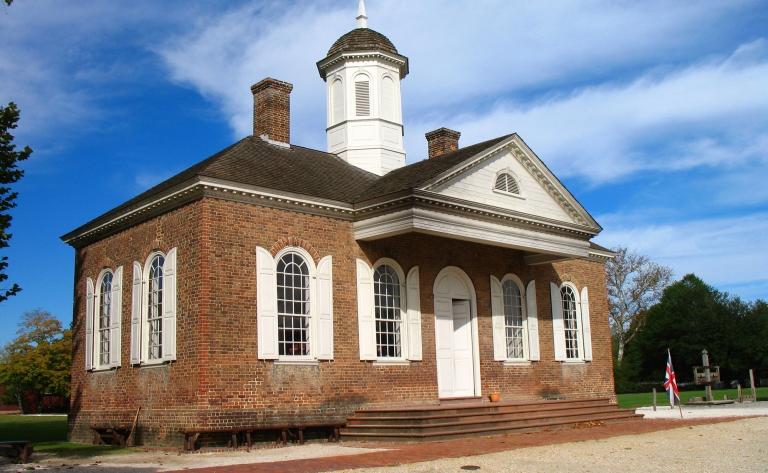 Site historique de Williamsburg