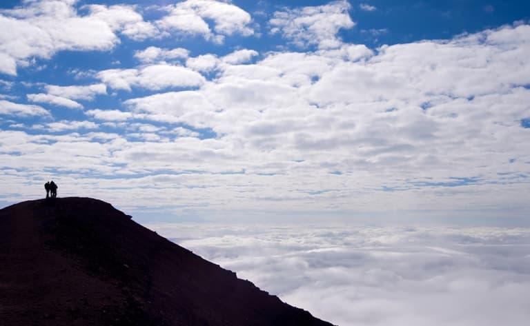 Ascension du Mont Meru